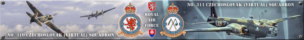 No. 310 & 311 Czechoslovak (Virtual) Squadron RAF